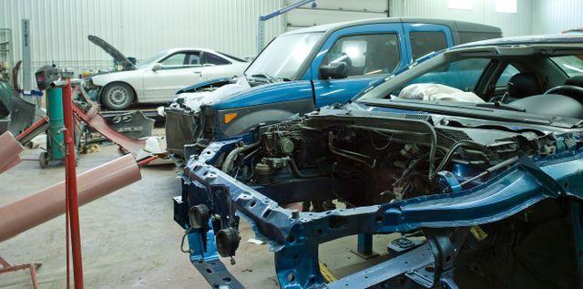 auto mechanics garage in Auckland