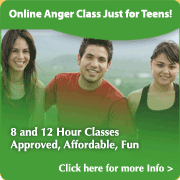 Online Anger Management Class for Teens