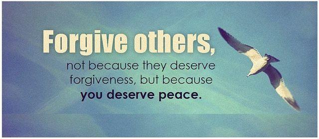 Forgiving Quotes Impressive Forgiveness Quotes