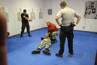 Blackhawk Training Academy   Security Officer & Self Defense