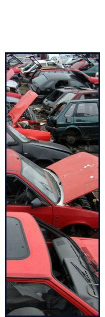 Car breakers - Newtownabbey, County Antrim - Abbey Car Breakers - Collection Service