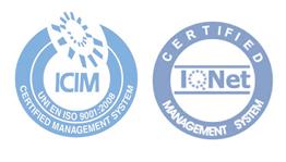 logo icm e logo IQNet