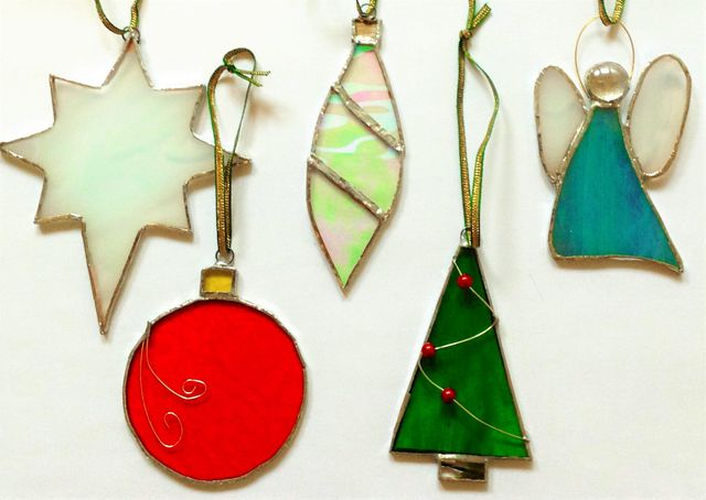 if you are looking to purchase a complete collection of handcrafted glass christmas tree decorations please get in touch - Glass Christmas Tree Decorations