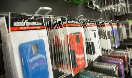Phone cases and protectors