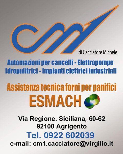 brochure assistenza tecnica forni