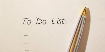 funeral checklist