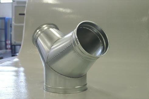 Sheet metal ducting#! # Turin #! # Damal