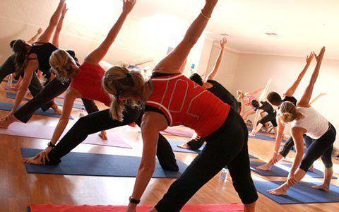 centre for yoga