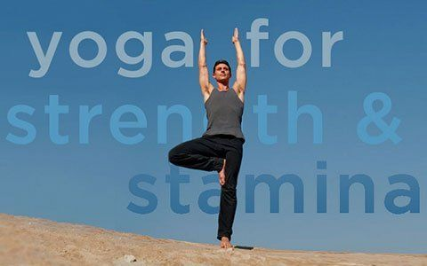 yoga for strength
