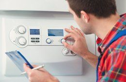 heating engineer