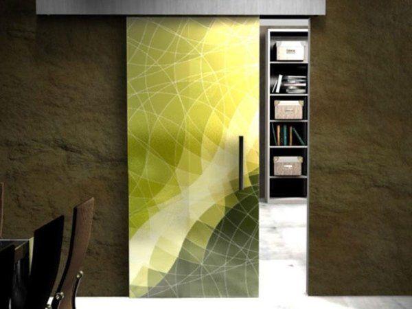 Porte in cristallo stampa digitale