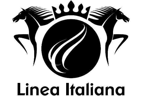 linea italiana, bologna, logo