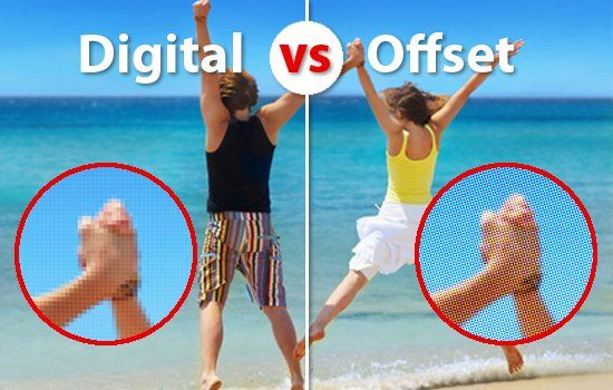 Digital Printing Services | Variable Data Printing for
