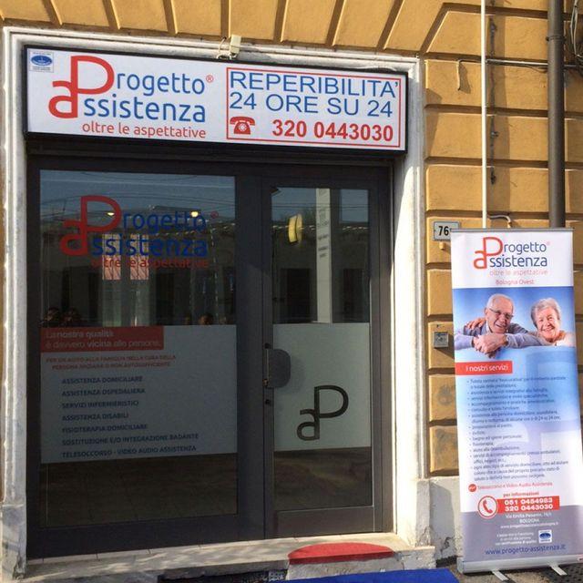 Esterno progetto assistenza a bologna