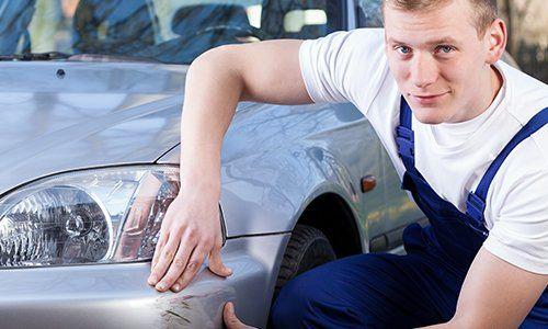 car bumper repaired in Lincoln, NE
