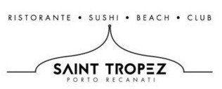 RISTORANTE SAINT TROPEZ BEACH logo