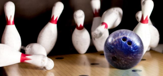 How much does a new bowling ball cost?