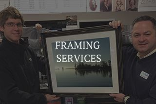 Custom Framing Greenville, NC