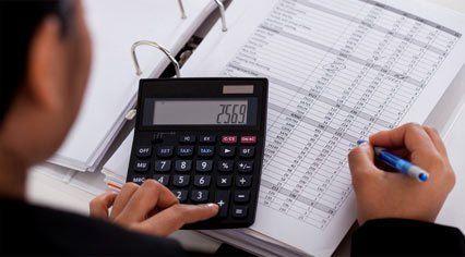 accounts calculating