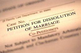 Petition Dissolution