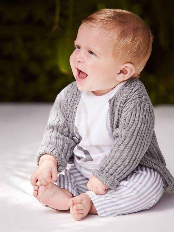 pubblicità abiti da neonato
