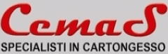 CEMAS SPECIALISTI IN CARTONGESSO logo