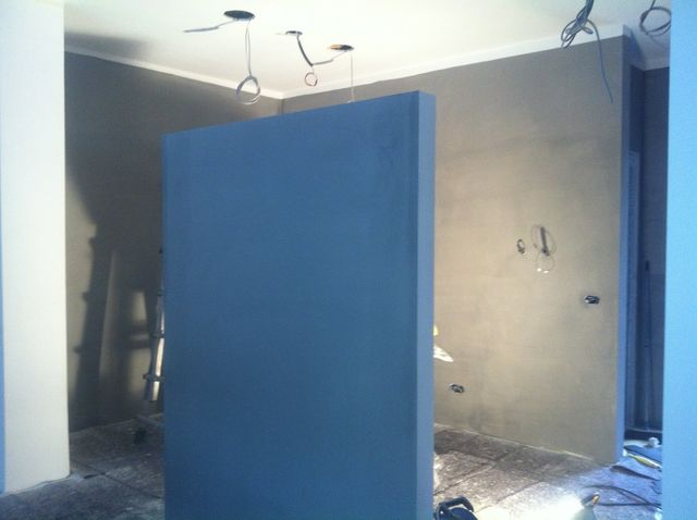 parete blue