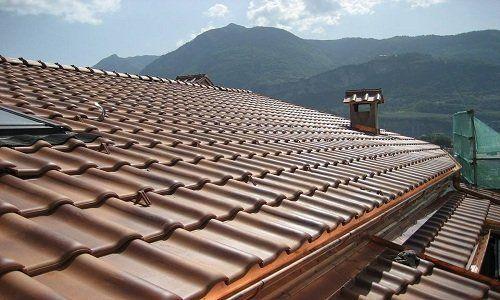 Rivestimento del tetto