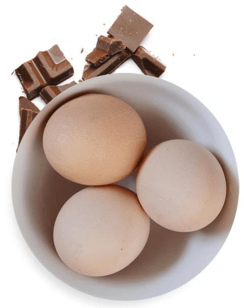 dolci e uova