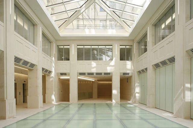 vetri calpestabili, pavimentazioni vetrate, vetri temprati
