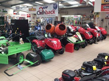 lawn mower supply