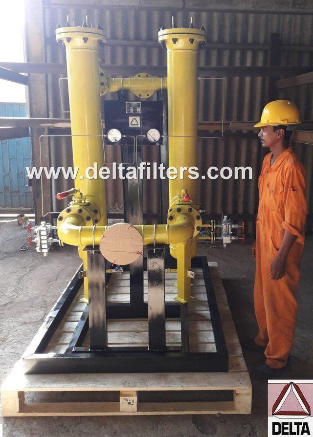 Delta Natural Gas Filters