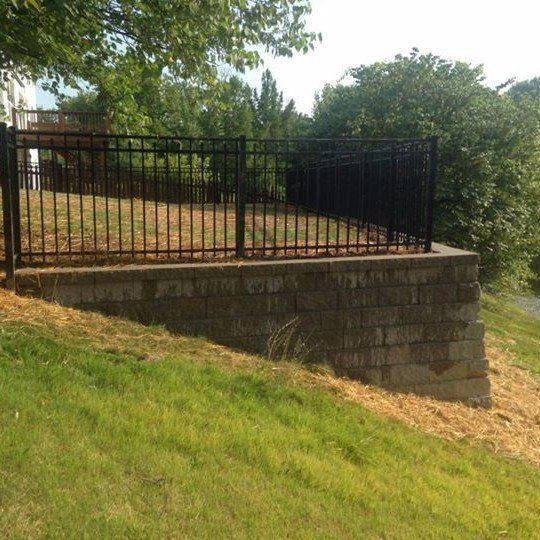Retaining wall construction in St. Peters, MO - Choose The Best Landscape Companies In St. Charles And Saint Louis MO