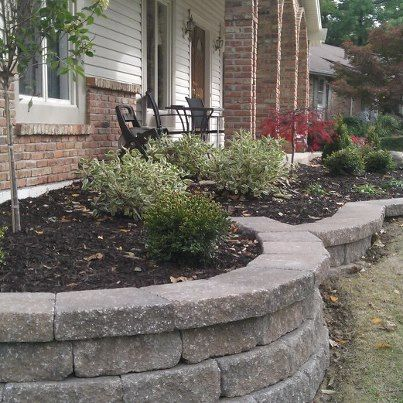 Landscape design in st charles and saint louis mo done for Landscape design st louis