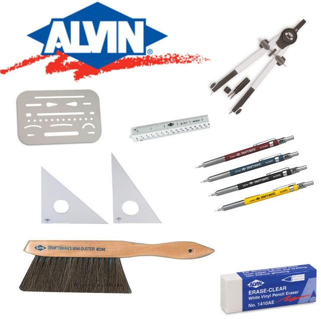 Drafting Tools & Supplies logo