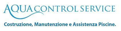 Aqua control service logo