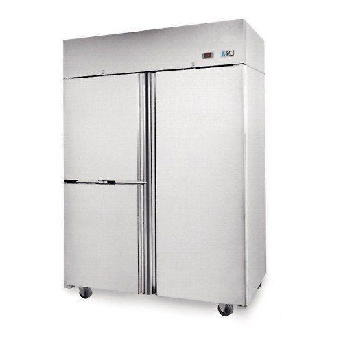 Armadio frigo in acciaio inox
