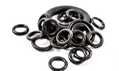 o-rings in polimeri plastici