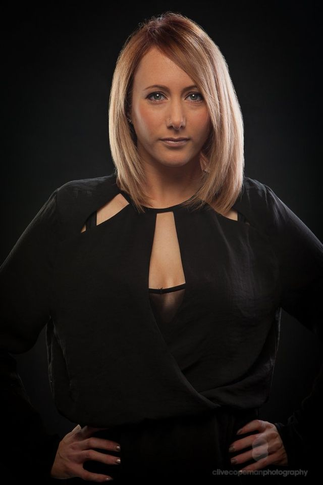 Rachelle Scott - second in charge, co-trainer stylist