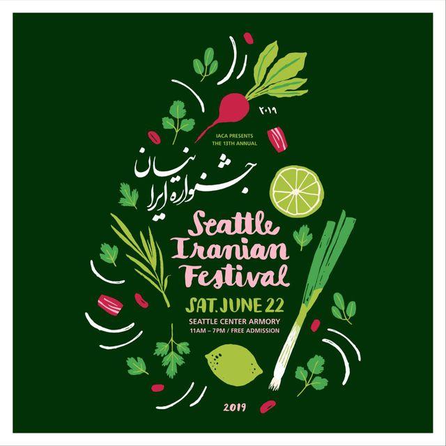13th Annual Seattle Iranian Festival