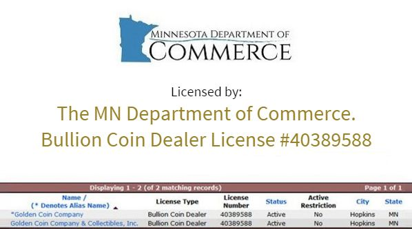 Licensed by the MN Department of Commerce.