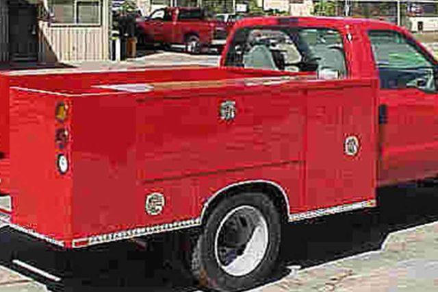 Custom Truck Bodies | Diamond Truck Bodies