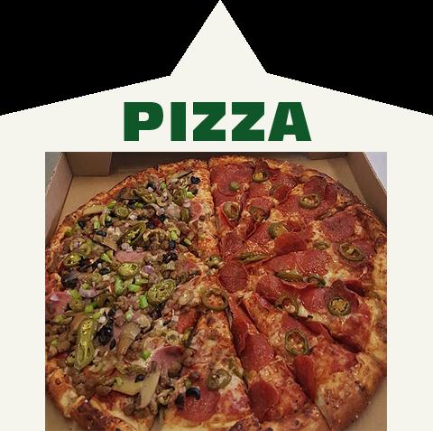 Pizza Restaurant Abilene, TX