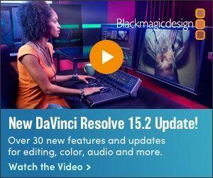 What's New in DaVinci Resolve 16