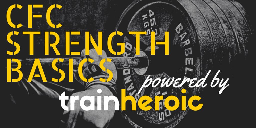Strength Basics Program - FGS Services, LLC