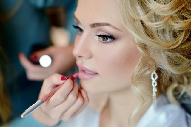 Professional Wedding & Bridal Makeup at Encore Hair Designers in Sacramento, CA