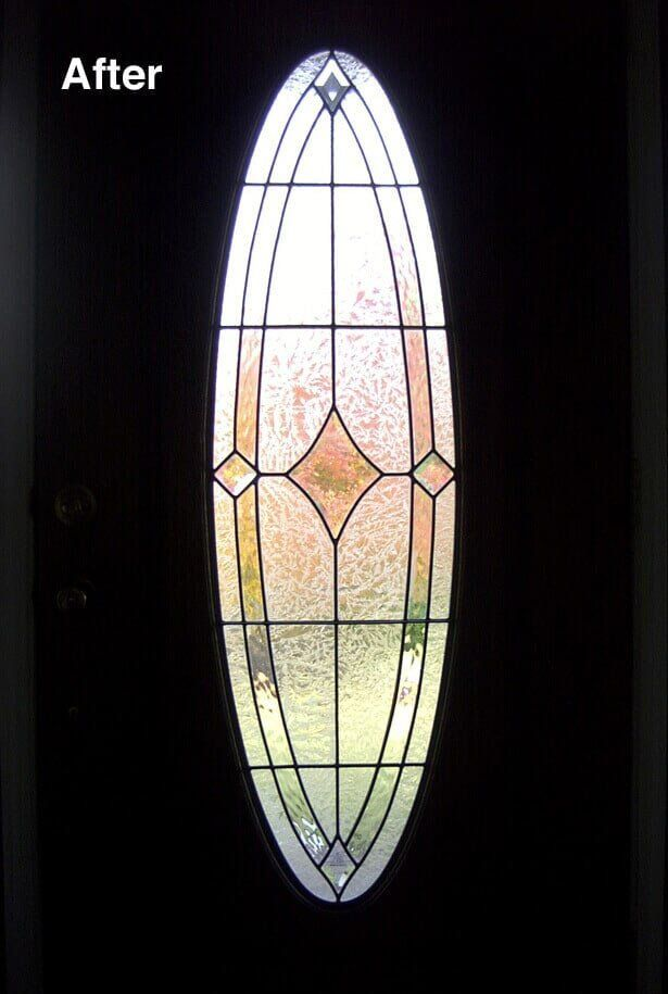 On Site Stained Leaded Glass Repair Specialist Custom Windows
