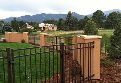 Fence Builders Colorado Springs Co Aspen Country Fence
