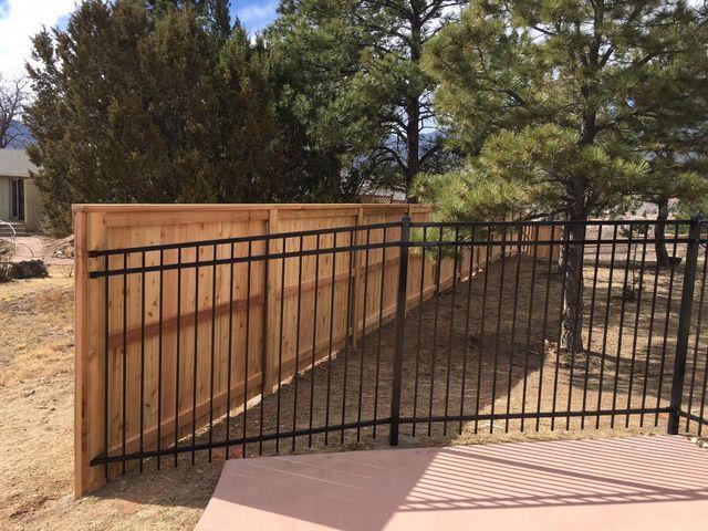 Fence Contractor Colorado Springs Co Aspen Country Fence