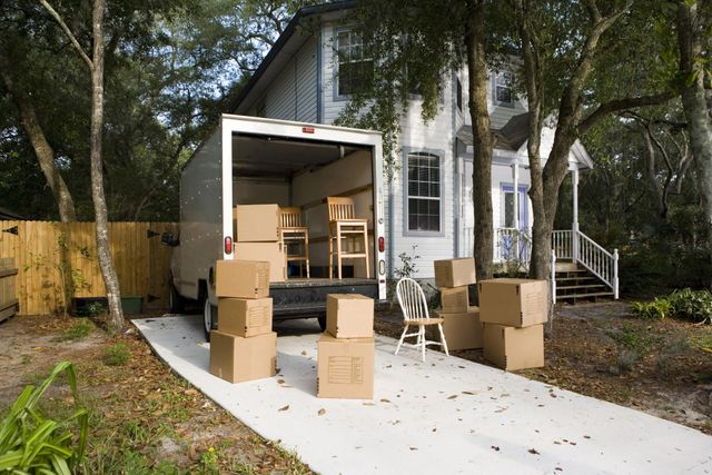 Moving Company The Woodlands, TX